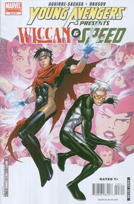 Young Avengers Presents (2008) (Comic Book) #3