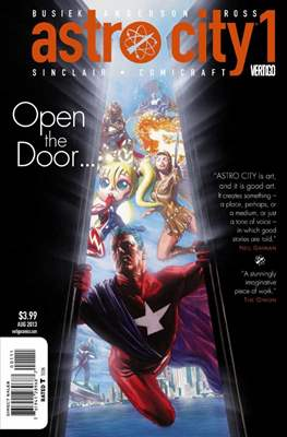 Astro City (Comic Book) #1