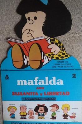 Troquelados Mafalda (2 grapas, 12 pp) #2