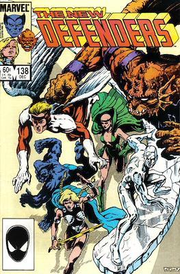 The Defenders vol.1 (1972-1986) (Comic Book 32 pp) #138
