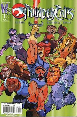 Thundercats (Saddle-Stitched, 32 pages (2002)) #1