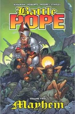 Battle Pope (2006-2007) #2