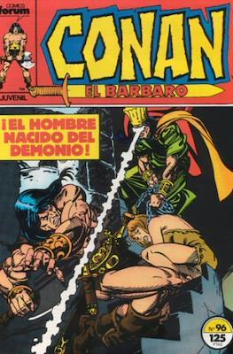 Conan el Bárbaro (1983-1994) (Grapa 24-36 pp) #96