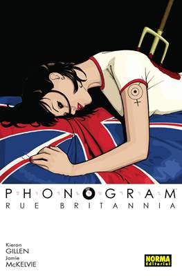 Phonogram (Rústica 152-160 pp) #1