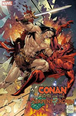 Conan: Battle for the Serpent Crown (Variant Cover) #1.2