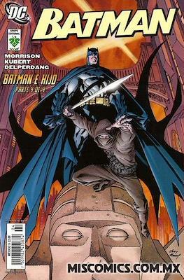 Batman e Hijo #4