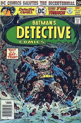 Detective Comics Vol. 1 (1937-2011; 2016-) (Comic Book) #461