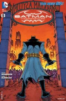 Batman Incorporated Vol. 2 (2012-2013) (Comic Book) #5