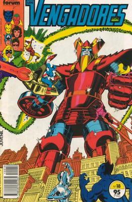 Los Vengadores Vol. 1 (1983-1994) #18