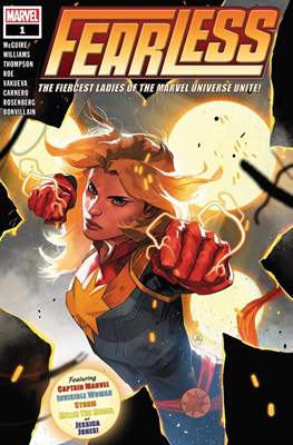 Fearless (2019-) (Comic Book) #1