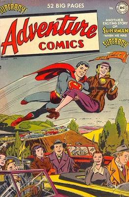 New Comics / New Adventure Comics / Adventure Comics (1935-1983 ; 2009-2011) (Comic Book) #160