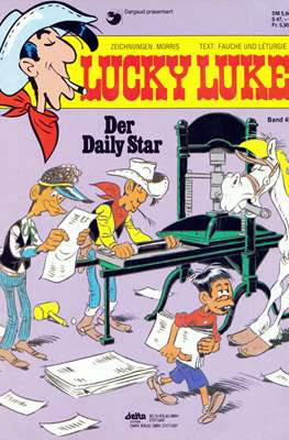 Lucky Luke (Softcover) #45
