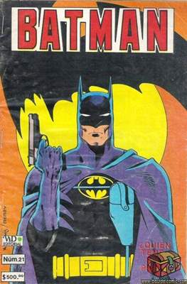 Batman (1987-2002) (Grapa) #21