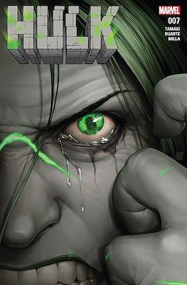 Hulk Vol. 4 (2016-2017) #7