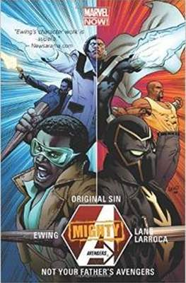 Mighty Avengers Vol. 2 (2013-2014) (TPB) #3