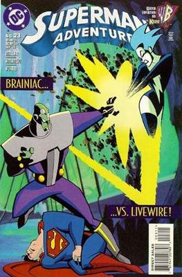 Superman Adventures (Comic-book) #23