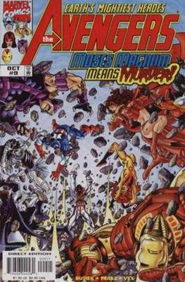 The Avengers Vol. 3 (1998-2004) (Comic-Book) #9