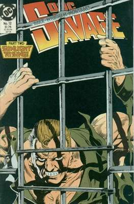 Doc Savage Vol 2 (1988-1990) (Comic-book.) #12