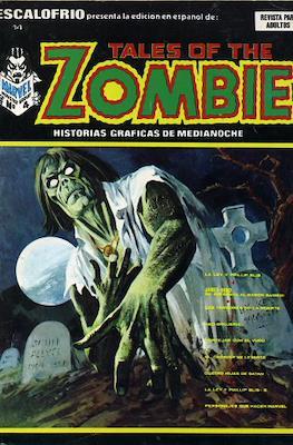 Escalofrío: Historias gráficas de medianoche (Grapa 52-68 pp. 1973-1979) #14
