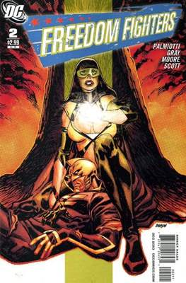 Freedom Fighters Vol. 2 (Comic Book) #2