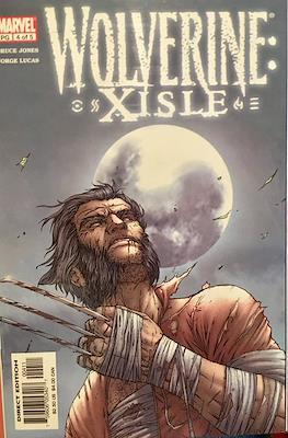 Wolverine Xisle (Comic Book) #4
