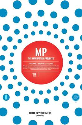 The Manhattan Projects (Comic-book) #19