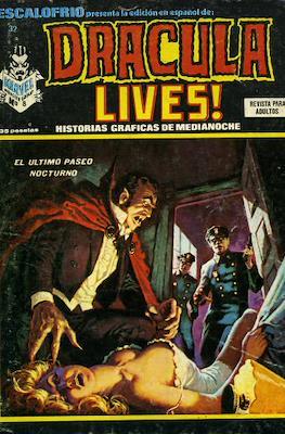 Escalofrío: Historias gráficas de medianoche (Grapa 52-68 pp. 1973-1979) #32