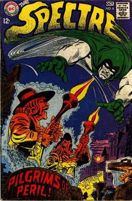 The Specte Vol 1 (Comic Book. 1967 - 1969) #6