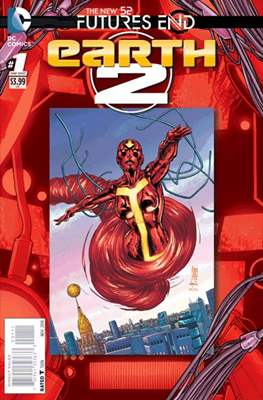 Earth 2 (2012-2015) (Grapa) #26.5