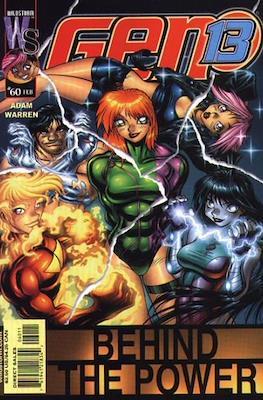 Gen 13 (1999 Series) (Saddle-Stitched) #60