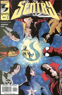 The Sentry (2000-2001) (Comic-book) #4