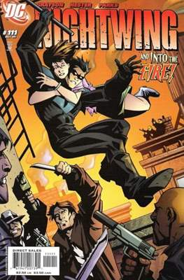 Nightwing Vol. 2 (1996) (Saddle-stitched) #111