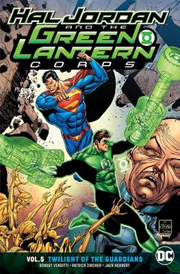 Hal Jordan and the Green Lantern Corps (Vol. 1 2016-...) (Softcover) #5