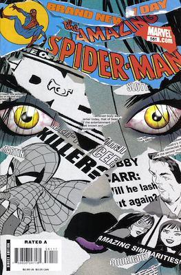 The Amazing Spider-Man Vol. 2 (1999-2014) (Comic-Book) #561