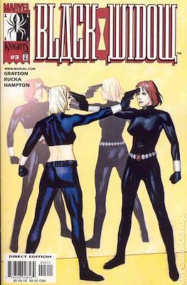 Black Widow: Breakdown (Comic-Book) #3