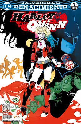 Harley Quinn. Nuevo Universo DC / Renacimiento #9 / 1