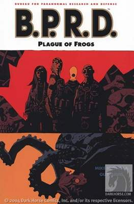 B.P.R.D (Softcover) #3
