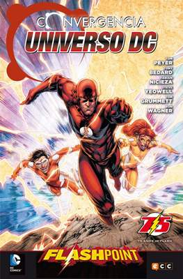 Convergencia. Universo DC. Flashpoint