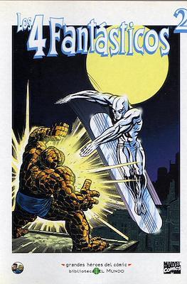 Grandes héroes del cómic (Rústica) #36
