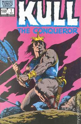Kull the Conqueror (1982-1983) #1