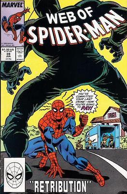 Web of Spider-Man Vol. 1 (1985-1995) (Comic-book) #39