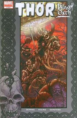 Thor: Blood Oath (2005) (Comic Book) #2