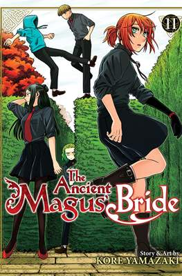 The Ancient Magus' Bride (Paperback) #11