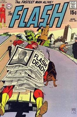 Flash vol. 1 (1959-1985) (Grapa, 32 págs.) #199