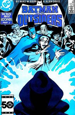 Batman and the Outsiders (1983-1987) (Comic Book) #28