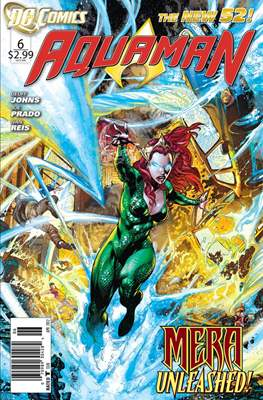 Aquaman Vol. 7 (2011-2016) #6