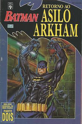 Batman - Retorno Ao Asilo Arkham (Grapa. 52 pp) #2