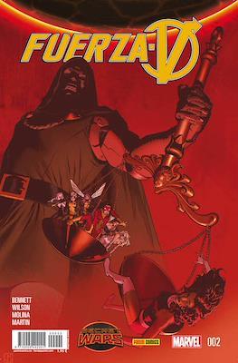 Fuerza-V (2015-2017) (Grapa) #2