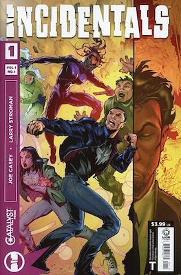 Incidentals (Comic book) #1