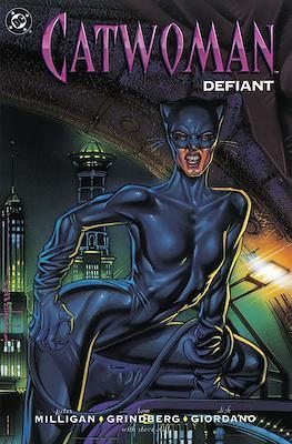 Catwoman Defiant